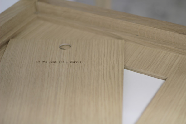 NAiF - Eikenhouten meubels van Carina van den Bergh