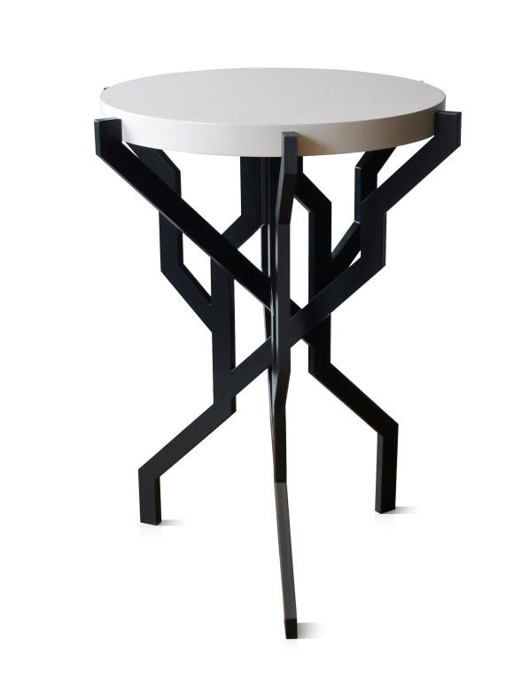 Plant tafel grijs - Kranen/Gille