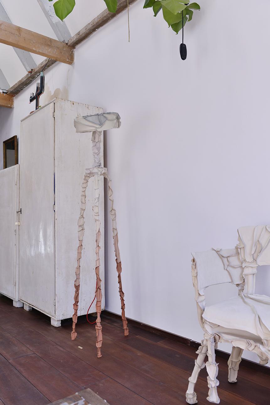 Skin Collection lamp Pepe Heykoop - Annemarijne Bax