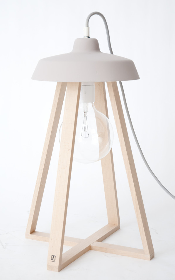 Sputnik lamp large - MOSS design