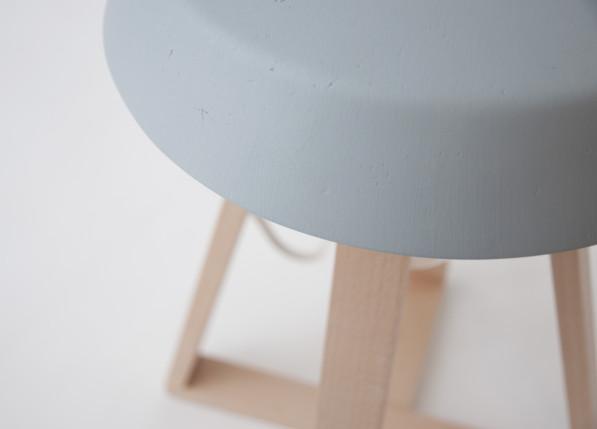 Sputnik tafellamp blauw - M-OSS design