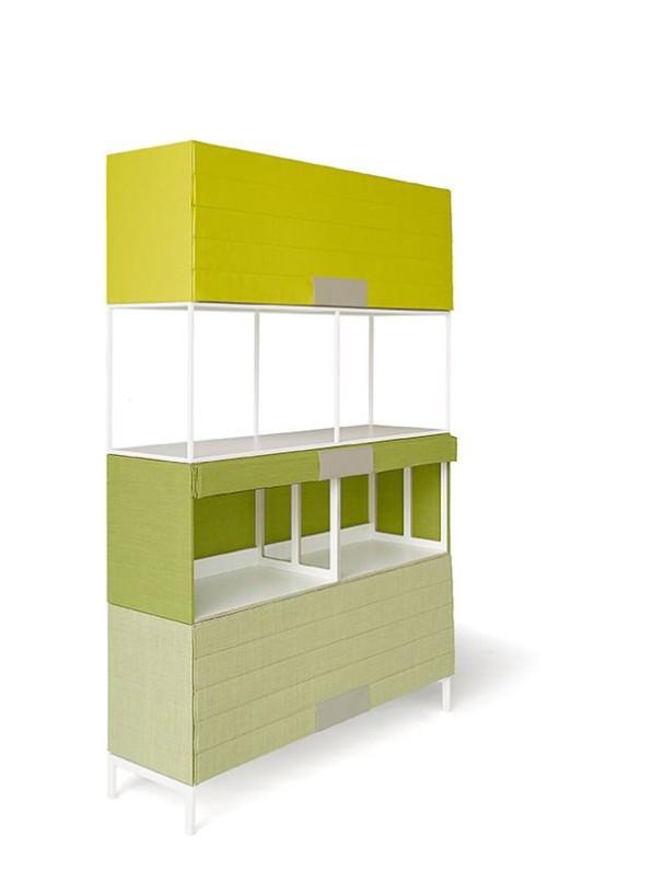 Stuff geel groen - Studio Parade voor Spectrum design