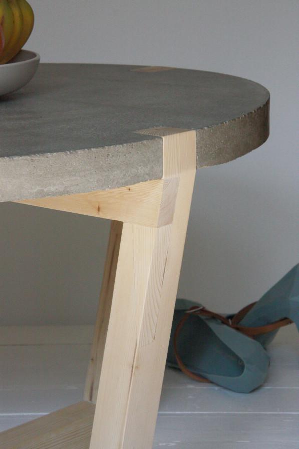 Tafel Kuiken Design sfeer