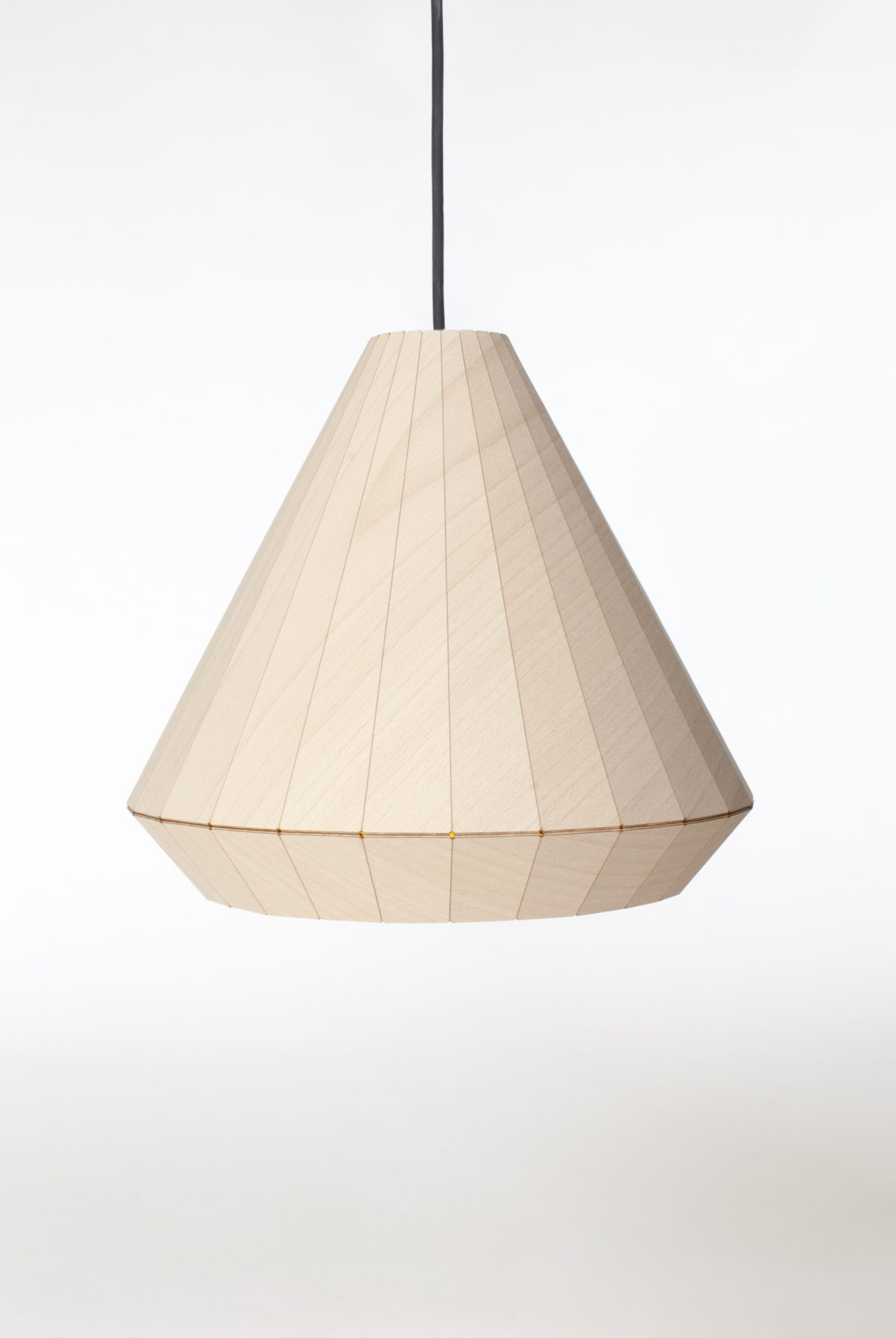 Wooden Light -Front -DavidDerksenDesign