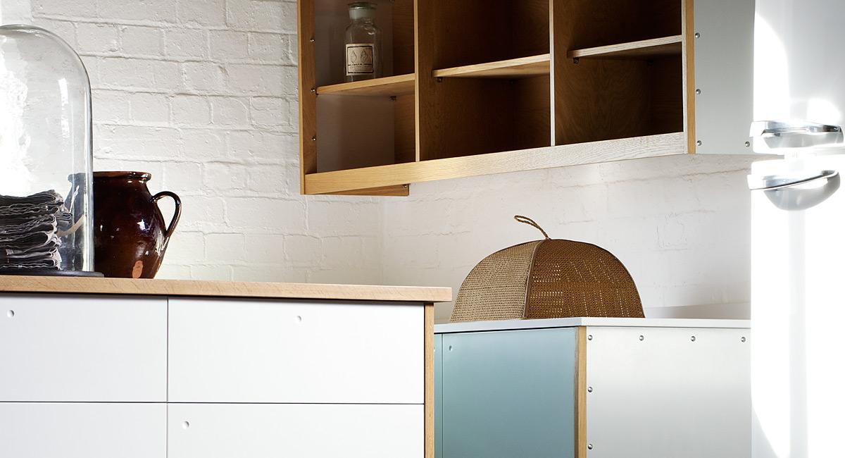Retro Design Keuken : Retro keuken van devol gimmii magazine