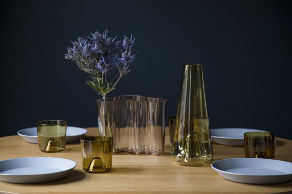 Daphna Laurens Ziel glascollectie groen set