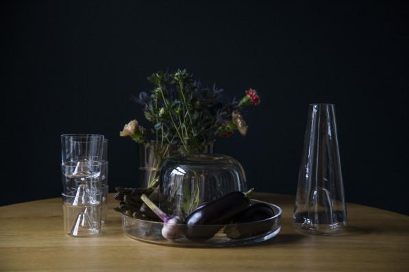 Daphna Laurens Ziel glassware transparant