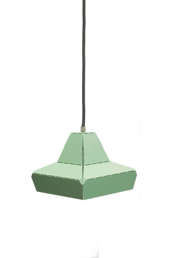 Dashed light hanglamp groen - Vij5