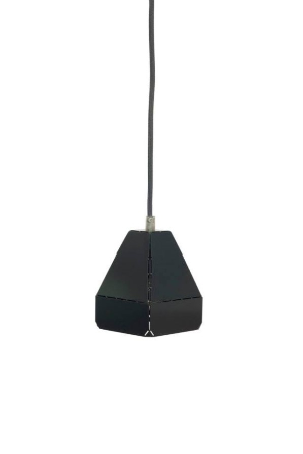 Dashed light hanglamp zwart - Vij5