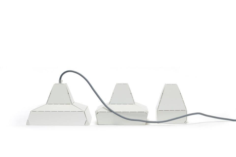 Dashed lights wit – Leon de Lange – Vij5