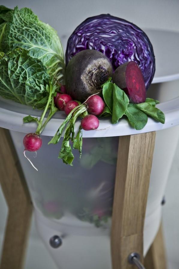 Farming food processor - Naomi Bijlefeld - DDW2013