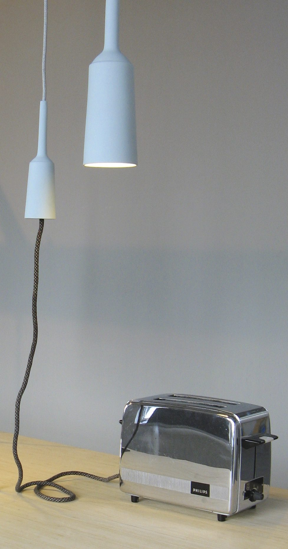 Lamp & Socket – Lotte Douwes -Kitchen Levels detail