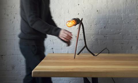 Peter Yong Ra - Kaji lamp