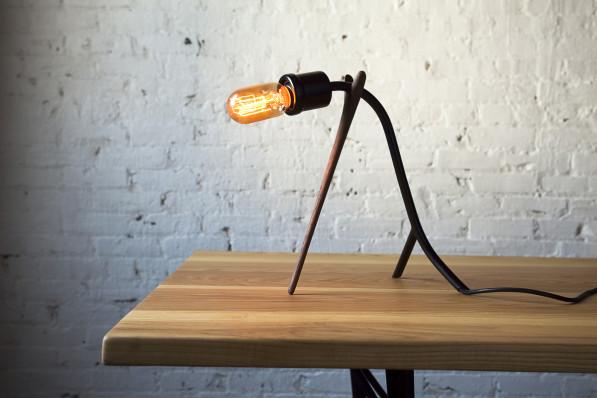 Peter Yong Ra - lamp Kaji