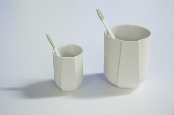 Porselein roerstokjes STOKKIES - Lotte Douwes