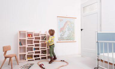 REK boekenkast junior van Reinier de Jong