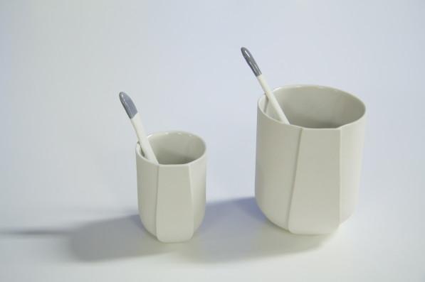 STOKKIES porselein roerstokjes - Lotte Douwes
