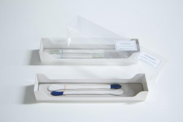 STOKKIES roerstokjes in doosje - Lotte Douwes