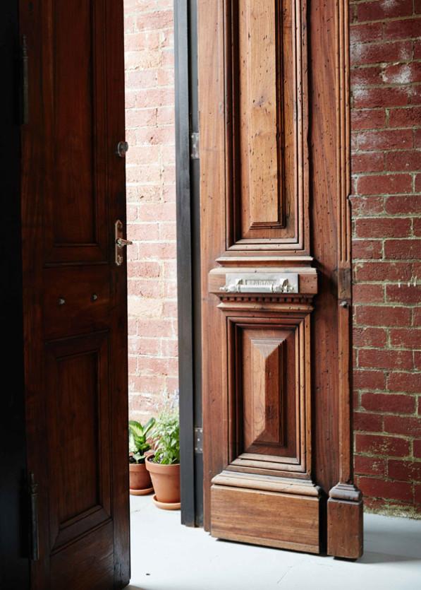 Studio Sisu deur