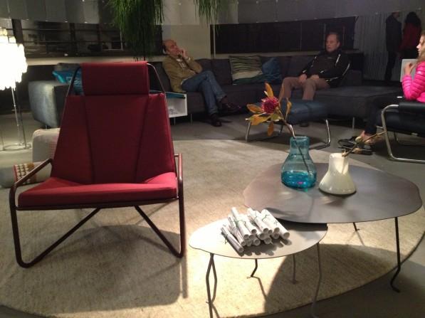 ViK loungechair - Arian Brekveld - Spectrum - DDW