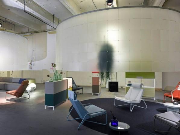 ViK loungechair - Arian Brekveld - Spectrum presentatie DDW