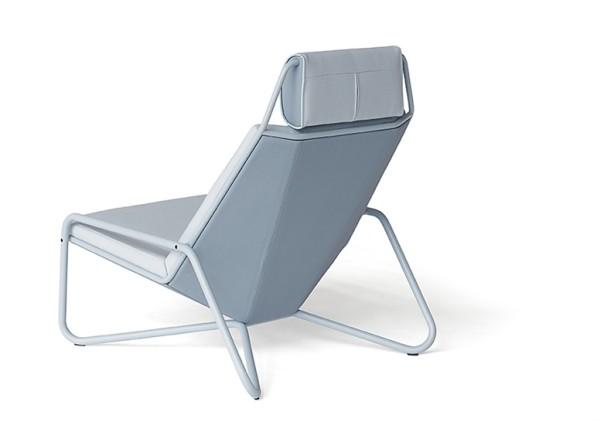 ViK loungechair - Spectrum design