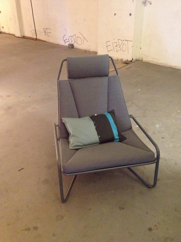 ViK loungechair - Spectrum design - DDW