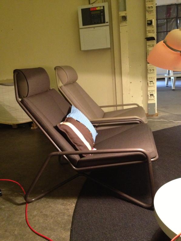 ViK loungestoel - Arian Brekveld - Spectrum design