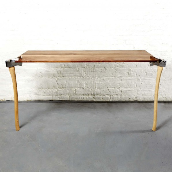 Woodsman Axe console wandtafel - Duffy London