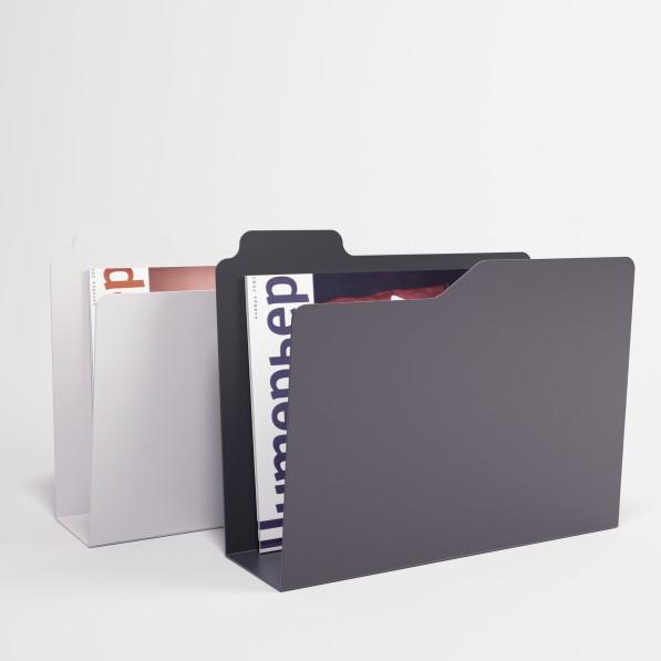 Folder magazinehouder