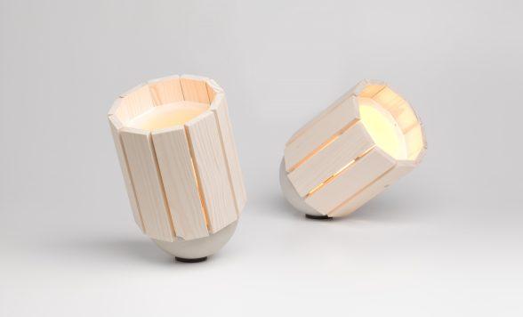 Baby Barrel Lamp
