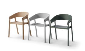 Cover Chair van Thomas Bentzen