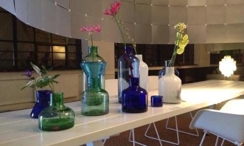 Glaswerk Cantel collectie Van Eijk & Van der Lubbe Imperfect Design