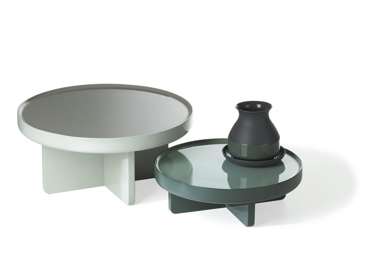 Imperfect Design Saigon Lacquer Arian Brekveld lage tafel S&M