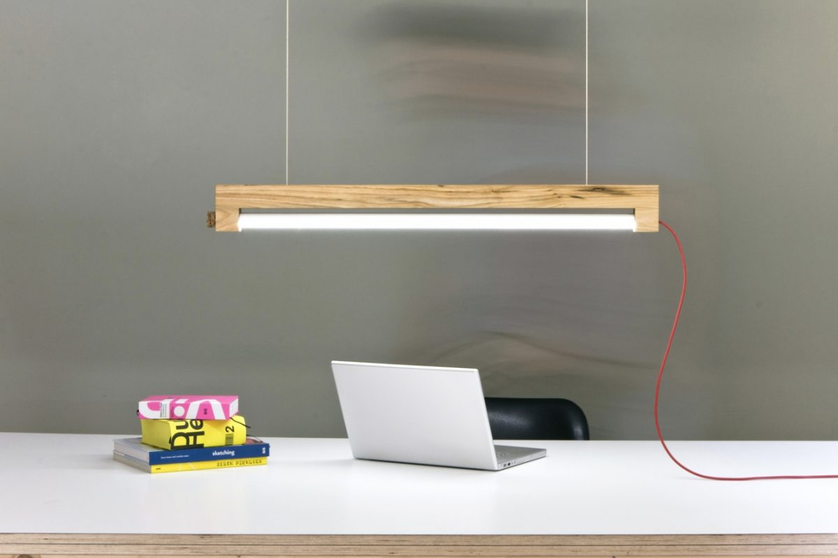 Ninebyfour houten led Lamp-Waarmakers