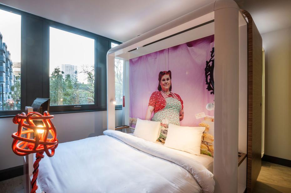 Hotel Chique Slaapkamer : betaalbare chique hotelervaring: de Qbic ...