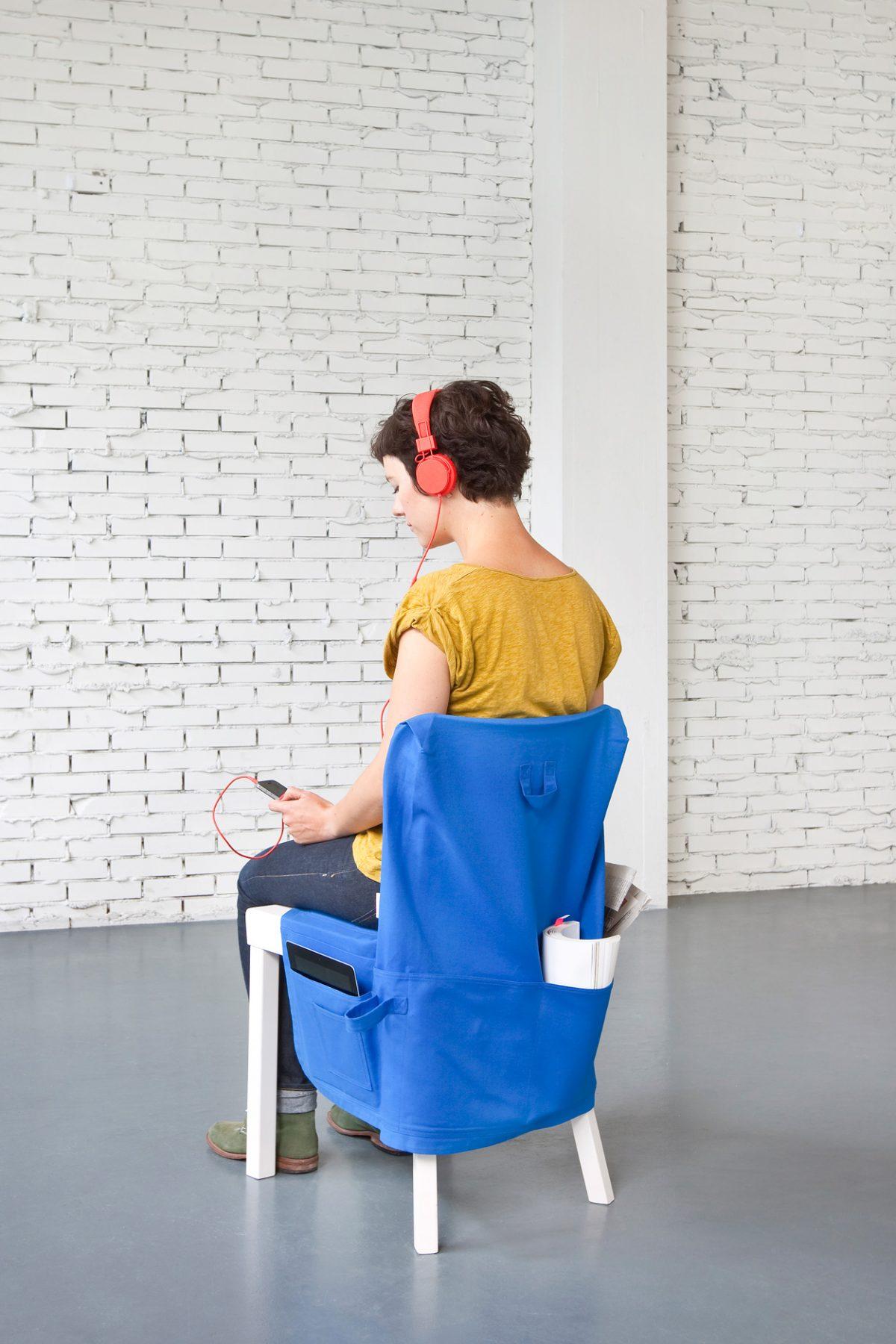 Chair Wear Big Baggy van Bernotat&co