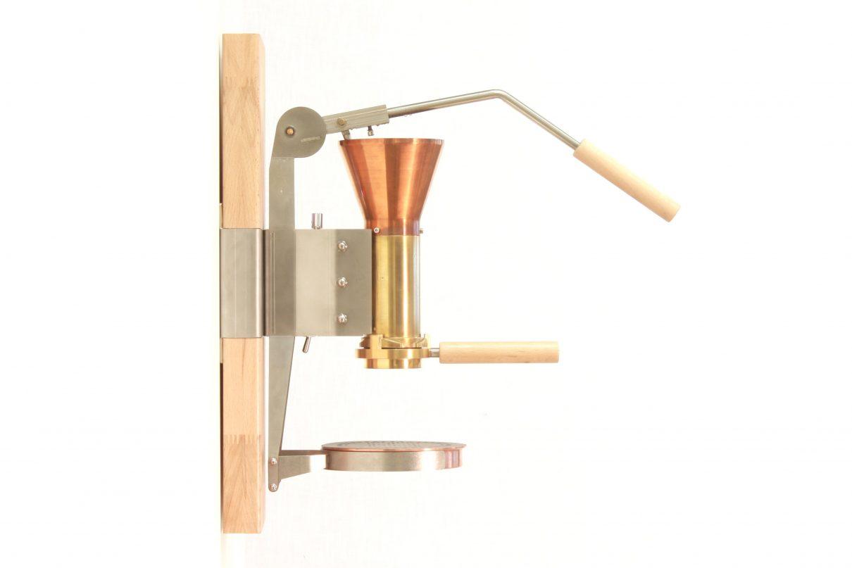 Echte espresso van Strietman