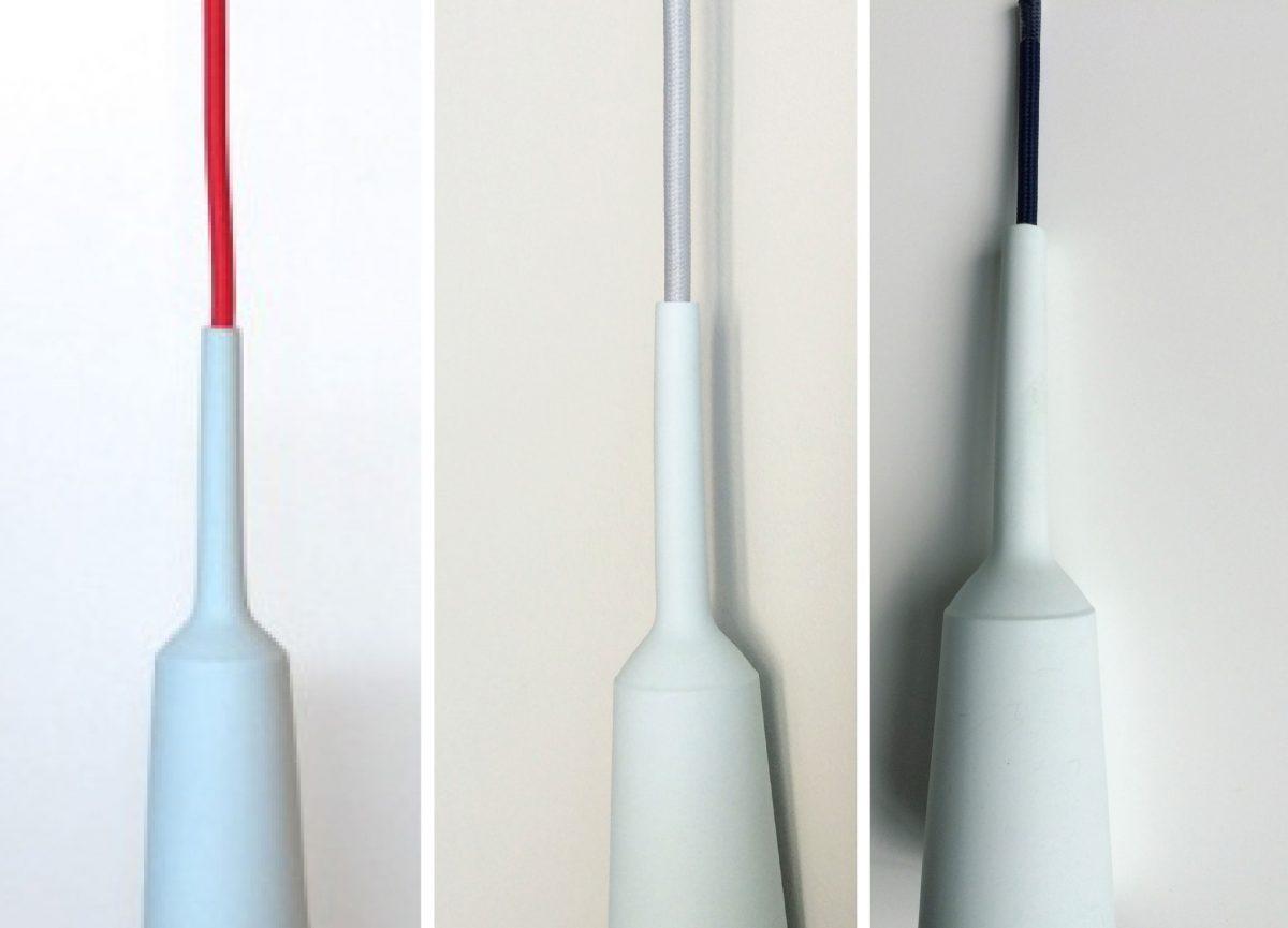 Lotte Douwes Lamp & Socket kleuren snoer