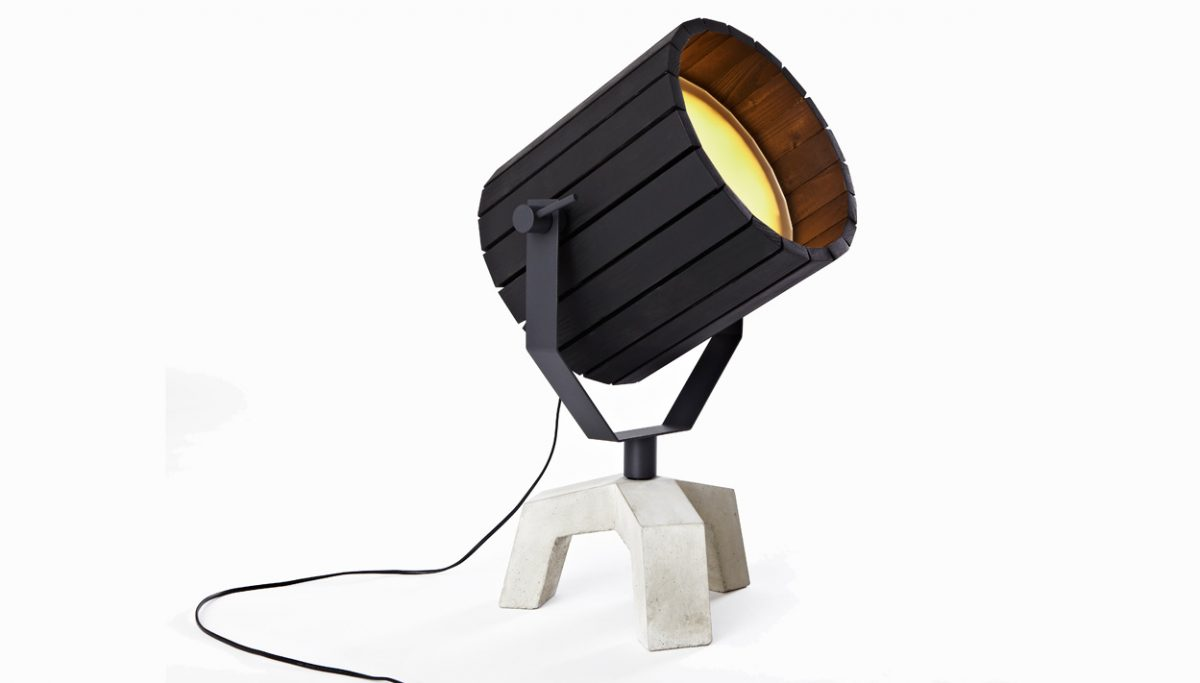 Barrel Lamp by New Duivendrecht design Nieuwe Heren – gimmii shop