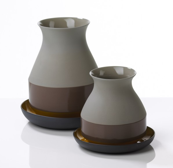 BT vazen bruin set Imperfect Design