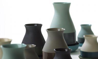 Bat Trang vazen van Imperfect Design