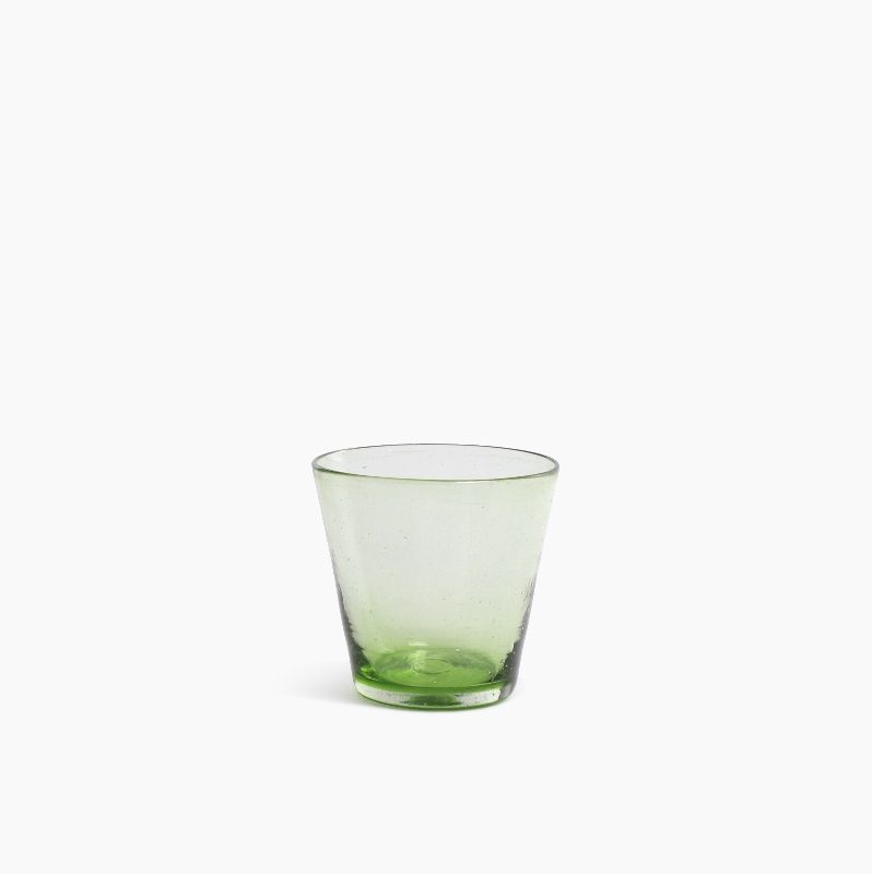 Cantel glas groen van Imperfect Design