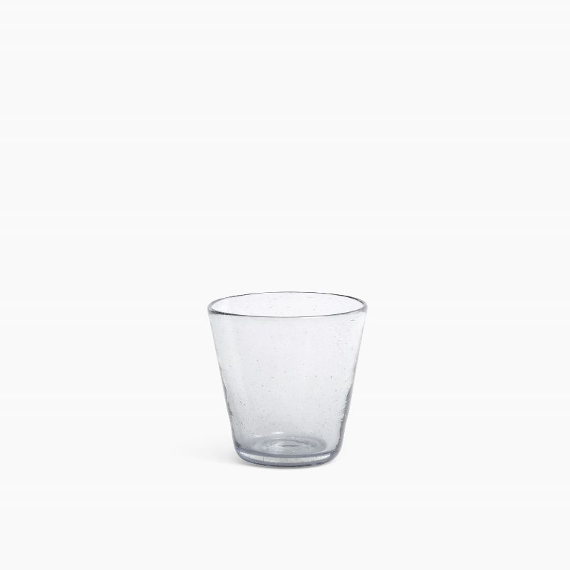 Cantel drinkglas transparent van Imperfect Design