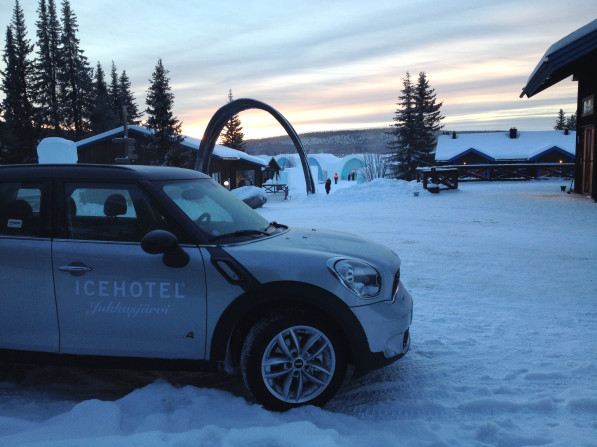 ICEHOTEL Zweden MINI adventure
