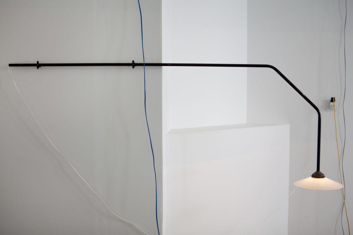 Hanging lamps van Muller van Severen