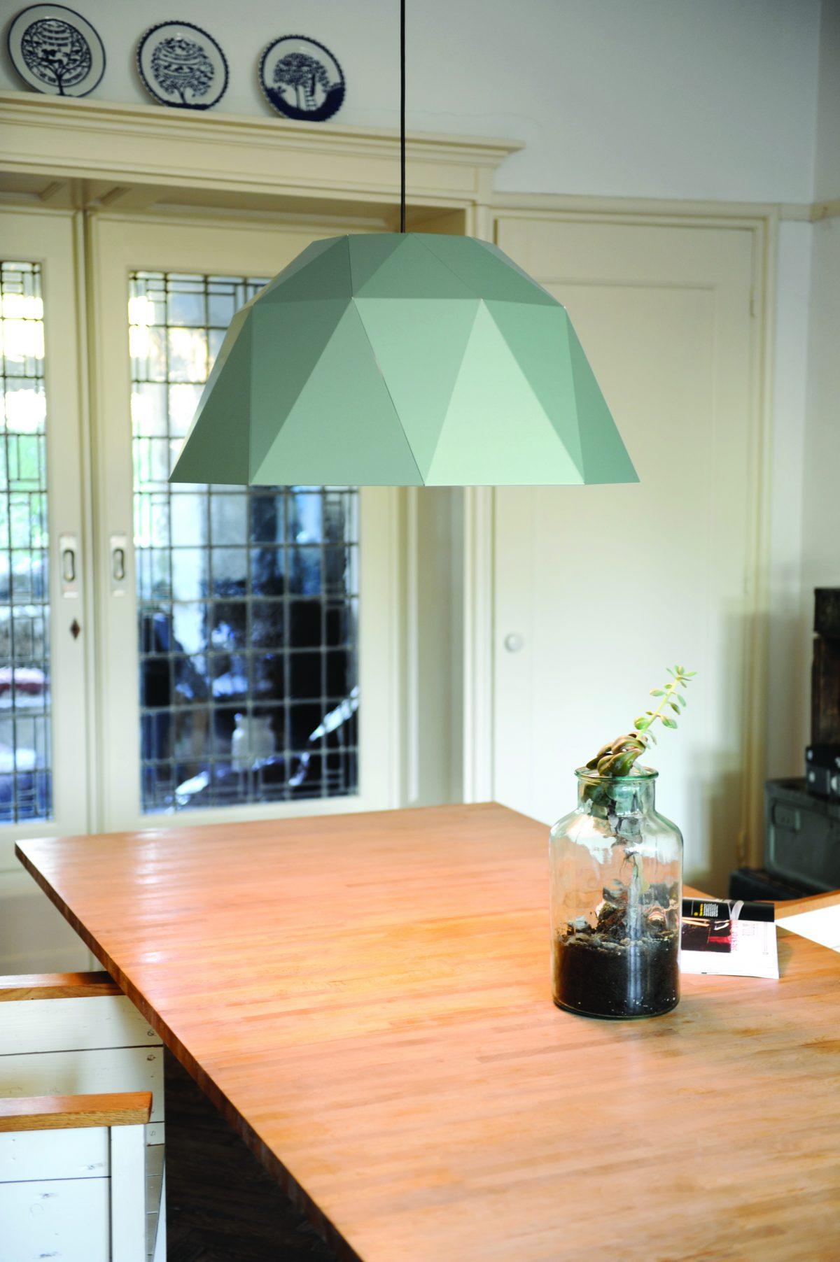 Sander Mulder Carat hanglamp Jade groen – Gimmii