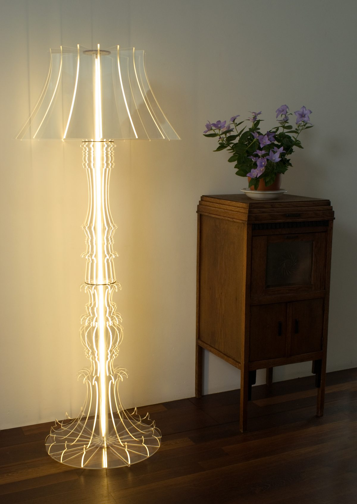 Sander Mulder Josephine hal staande lamp