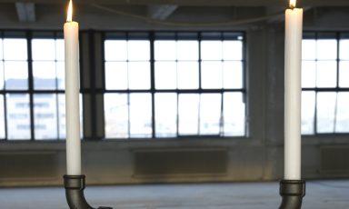 U-tube kandelaar: een droom voor mannen & vrouwen