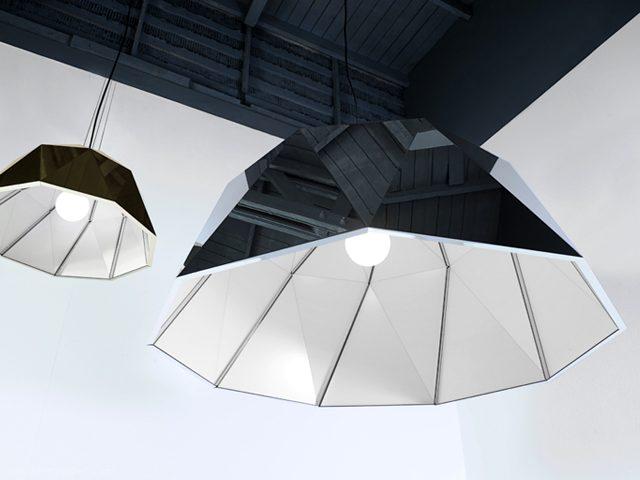 Sander Mulder Carat XL lamp